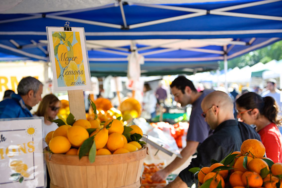 Los Angeles Farmers Market